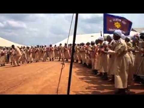 Salvation Army   Tinouya Nemufaro