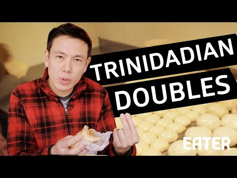 Trinidadian Doubles are the Best Cheap Eats in Brooklyn — Dining on a Dime