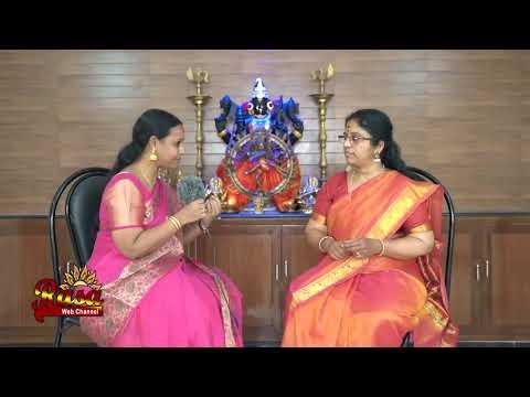 17-02-2019 8pm Interview With Dr. Sheela Unnikrishnan