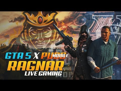 PUBG MOBILE LIVE/GTA 5 ROLEPLAY/GHOST RECON BREAKPOINT EXTREME DIFFICULTY