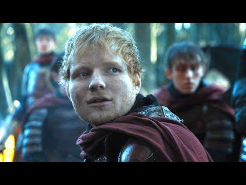 What Ed Sheeran's Cameo on Game of Thrones felt like