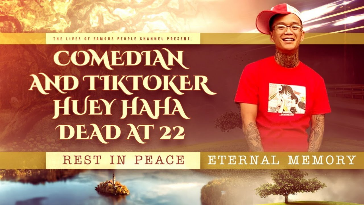 Download Comedian And Tiktoker Huey Haha Dead At 22 - Cause Of Death