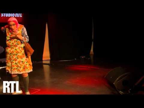 Dominique De Lacoste évoque la femme est l'avenir de l'homme dans le Grand Studio Humour de Laurent