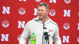 HOL HD: Scott Frost Spring Press Conference