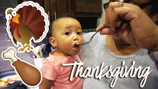RAY S WEEKEND | Ziya s First Thanksgiving!