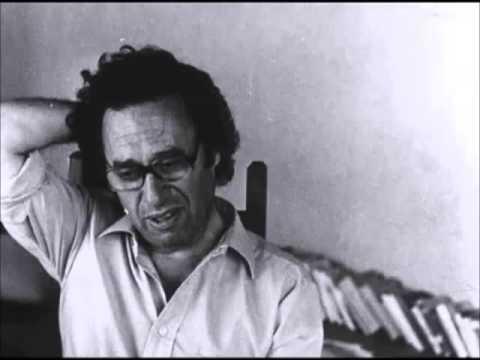 Video con la voz de Lihn y poema: Monólogo del poeta con su muerte
