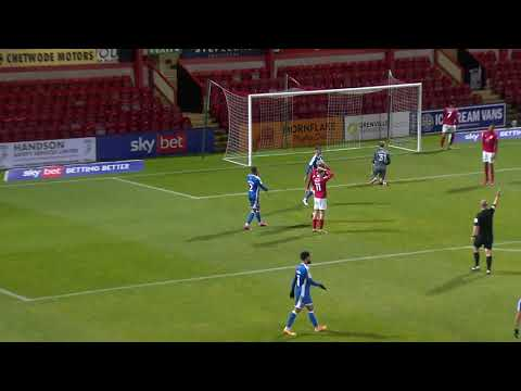 Crewe Gillingham Goals And Highlights