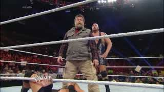 Big Show vs. Jack Swagger: Raw, Jan. 13, 2014