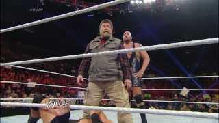Big Show vs. Jack Swagger: Raw, Jan. 13, 2014
