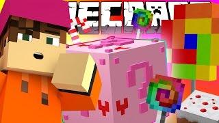 ЛАКИ ГОНКИ В МИРЕ СЛАДОСТЕЙ! [Minecraft The Luckiest Block]