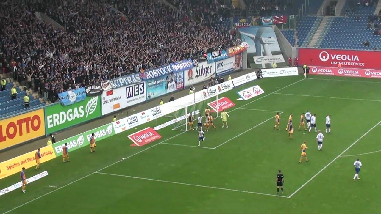 Braunschweig Hansa Rostock