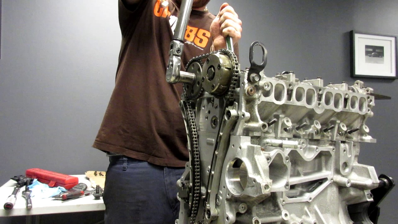 Timing And Installing The Cover On A Mazdaspeed Engine Youtube 2008 Mazda 6 Marks