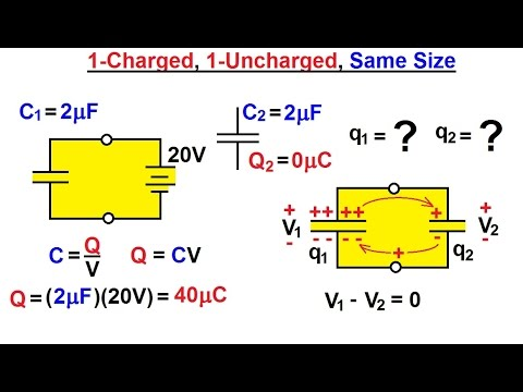 can you hook up 2 capacitors