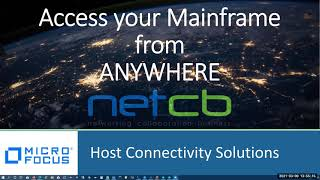 Access your Mainframe from Anywhere