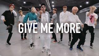 Give Me More - VAV / Mina Myoung Choreography with VAV, De La Ghetto, Play-N-Skillz