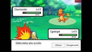 GBA Pokemon in Unity - RNG based