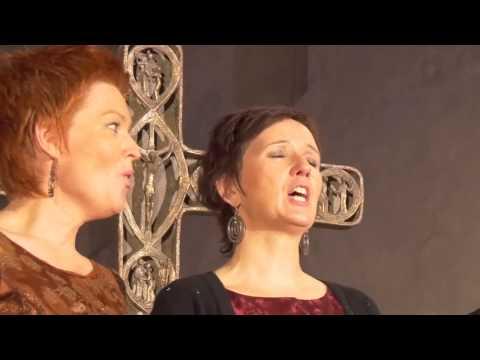 Trio Mediaeval Feat. Arve Henriksen - CHAPTER VI (gekürzt) - Trans4JAZZ-Festival 2014
