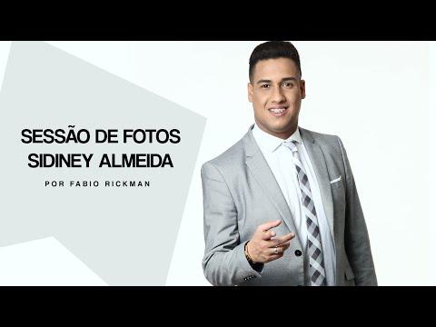 Sessão de fotos Sidney Almeida feat Valesca Mayssa