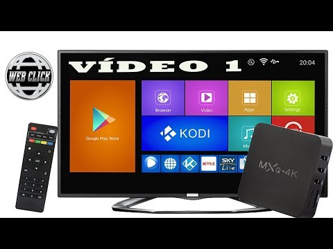 Configurando TV BOX Para Iniciantes Parte 1