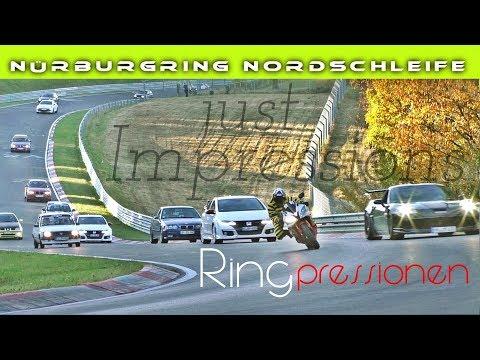 Nürburgring Nordschleife Touristenfahrten just Ringpressionen ♥ SlowMotion Impressions  #no crash