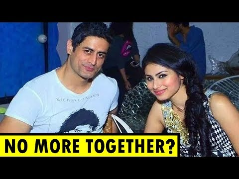 Mouni Roy and Mohit Raina are NO MORE TOGETHER?