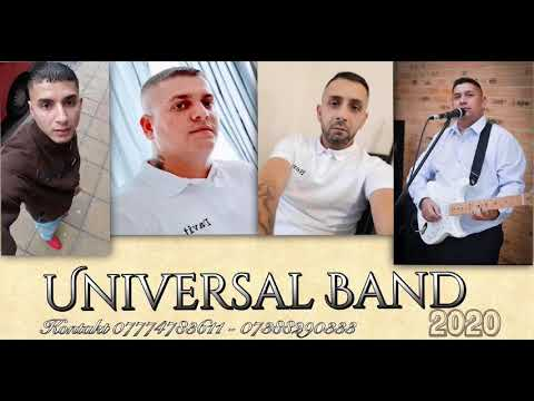 Universal Band 3  - Cely Album 2020 Rene Lala David Dominik