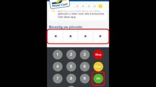 Eenvoudig en veilig betalen met de bancontact app