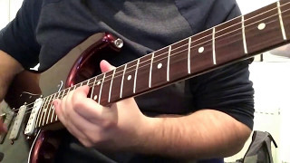 Back in Black - AC/DC (Guitar Cover)