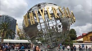 HD VERSION - Universal Studios Hollywood - Part 1