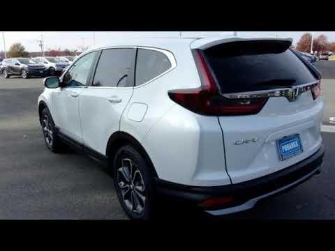 New 2020 Honda CR-V Fredericksburg VA Richmond, VA #FLH400055