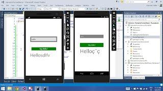 Xamarin Forms with Visual Studio Part 3 [UI Properties]