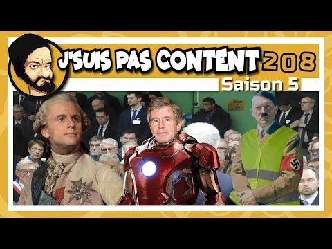 J'SUIS PAS CONTENT ! #208 : Alain Minc le rebelle VS Griveaux deux points zero !