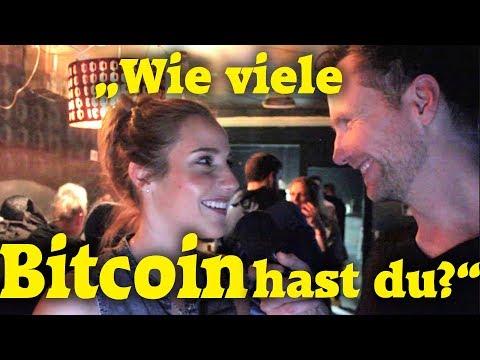 """""""Wie viele Bitcoin hast du?"""" 🍺🥂 Unterwegs im Hamburger Nachtleben"""