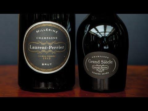 Prestige Cuvée vs Vintage Champagne with Jancis Robinson - Laurent-Perrier Champagne Pair 5/8
