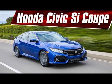 [WATCH THIS] 2017 Honda Civic Si Coupe, Interior Exterior