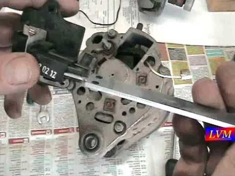 Диагностика и ремонт генераторов