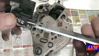 Диагностика и ремонт генераторов(Видеоролик о диагностике неисправностей в автомобильных генераторах., 2014-02-26T21:27:33.000Z)