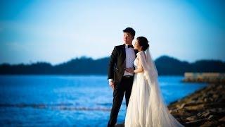Allan and Caroline Chan - Wedding Day Highlights - 26/1/2014