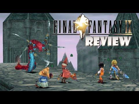 Final Fantasy IX (Switch) Review