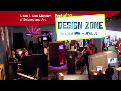 Museum Fun with Design Zone at MCFTA