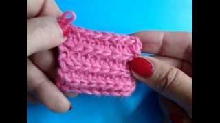 Вязание крючком - Урок 185 - Рельефное вязание 1