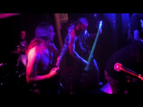 Human Mycosis - Survival Of the Fattest live Plymouth 17/2/16