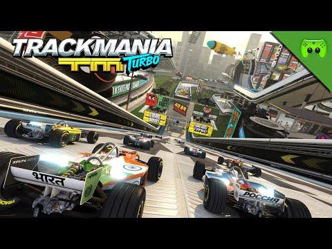 MINI RUNDEN MEGA SPANNUNG 🎮 Trackmania Turbo #15