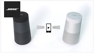 Bose SoundLink Revolve – Party…