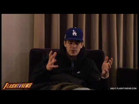 Grant Gustin | Flash Season 4 Interview