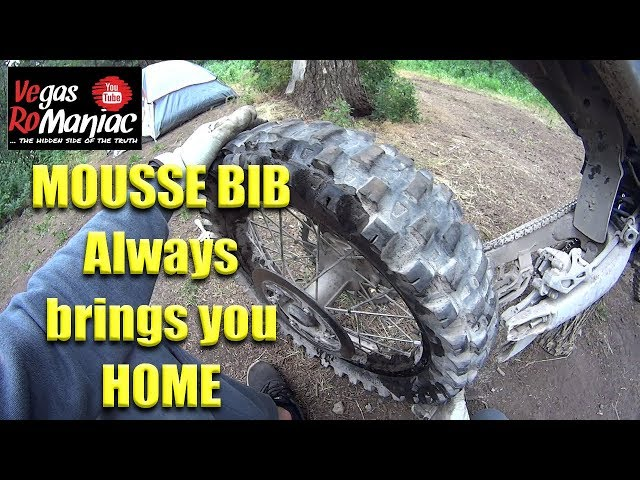 Michelin Mousse BIB FOAM INSERT FAILURE Part 3 Take it easy and will bring you home !