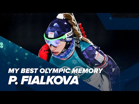 Olympic Memories: Paulina Fialkova