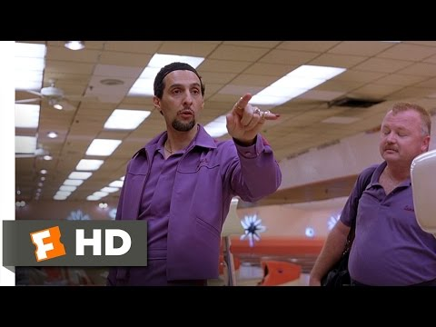 The Big Lebowski - Nobody F's With Jesus Scene (5/12) | Movieclips