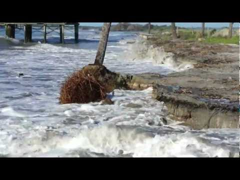 Folly Beach Erosion 14-19Sep2012