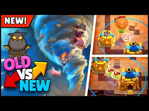 OLD Vs NEW! Balance Changes For May 2020 | Clash Royale Update